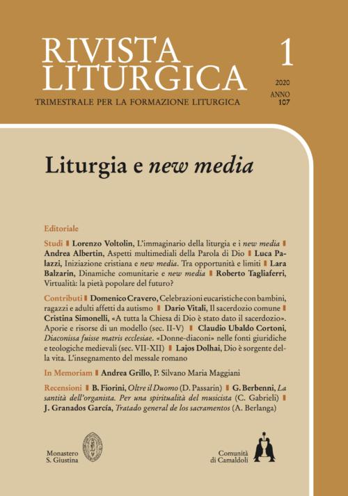 Liturgia e new media
